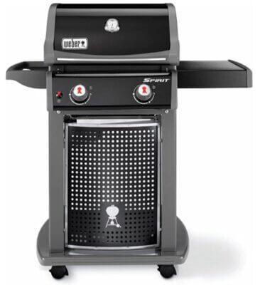 Weber Spirit EO-210 - Migliore barbecue Weber a gas per design snello