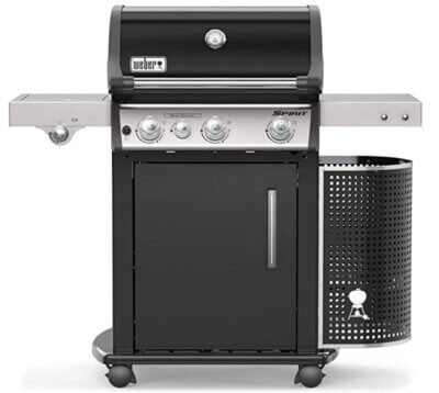 Weber Spirit EP-335 Premium GBS - Migliore barbecue Weber a gas per praticità