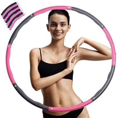 Wellxunk - Migliore hula hoop per rivestimento in schiuma EVA ad elevato spessore