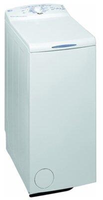 Whirlpool AWE6010 - Migliore lavatrice Whirlpool carica dall'alto per design slim