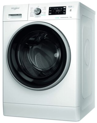 Whirlpool FFB 9468 BSV IT - Migliore lavatrice da 9 kg per programma FreshCare+
