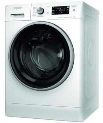 Whirlpool FFB 9468 BSV IT - Migliore lavatrice Whirlpool 9 kg per tecnologia 6° Senso