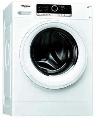 Whirlpool FSCR80499 - Migliore lavatrice Whirlpool 8 kg per numero di programmi