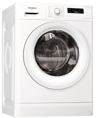 Whirlpool FWF 81284W IT - Migliore lavatrice Whirlpool 8 kg per semplicità di utilizzo