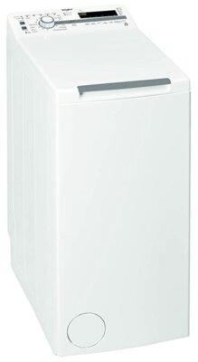 Whirlpool TDLR 6230S IT N - Migliore lavatrice da 6 kg carica dall'alto per tecnologia Sesto Senso