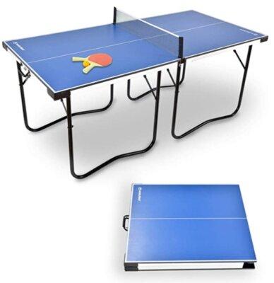 WIN.MAX - Migliore tavolo da ping pong economico per medie dimensioni