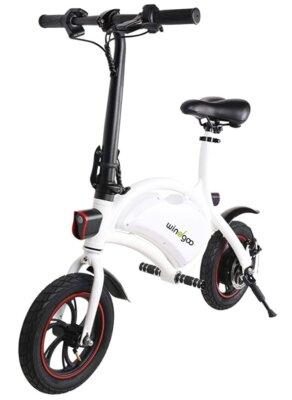 Windgoo - Migliore bici elettrica pieghevole per design salvaspazio