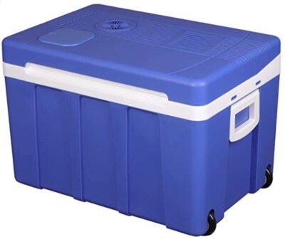 Woltu - Migliore frigo portatile da campeggio per 50 litri di capacità