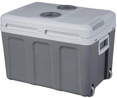 Woltu - Migliore frigo portatile da campeggio per pratici pulsanti per modalità freddo o caldo