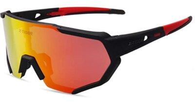 X-TIGER - Migliori occhiali da running per design ultraleggero