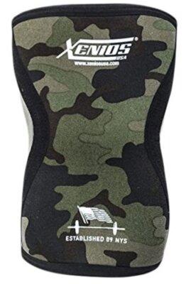 Xenios USA - Migliore ginocchiere da crossfit per qualità del neoprene