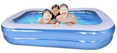YUANYU - Migliore piscina gonfiabile per valvole antiperdite e design multistrato