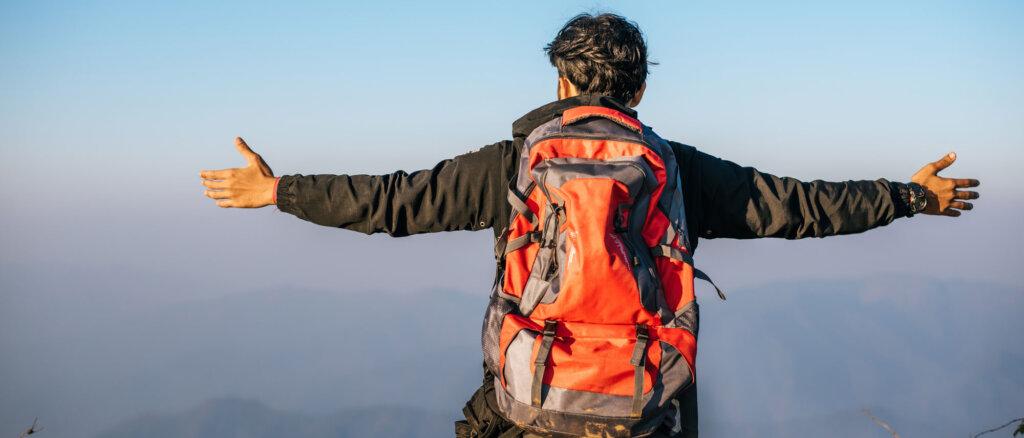 Zaini da alpinismo