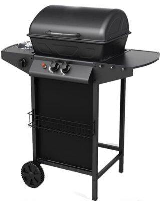 Zenith - Migliore barbecue americano per ingombri ridotti